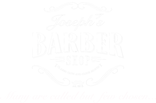 Josephs Barber Shop Logo